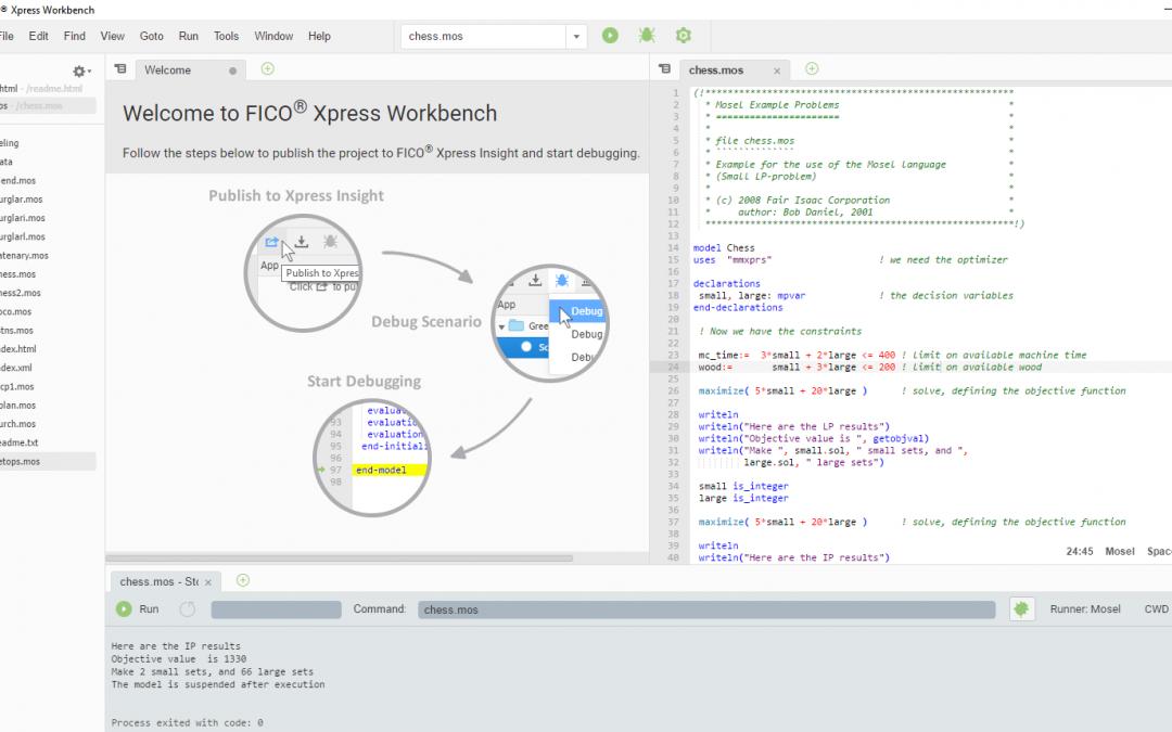 Découvrez Xpress 8.3 et son nouvel environnement de développement