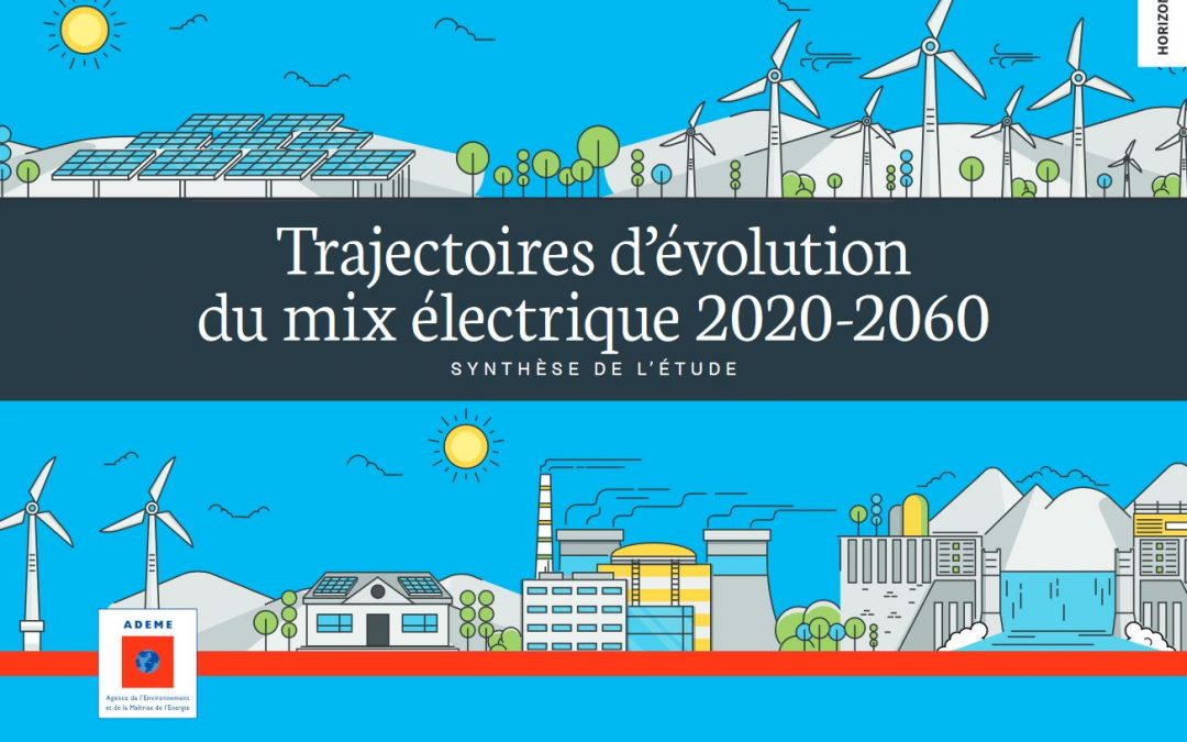 ADEME presentation of a study on the evolution of the electricity mix