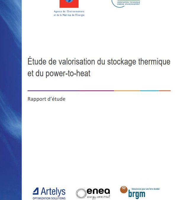 Thermal storage and power-to-heat in the Energy Transition