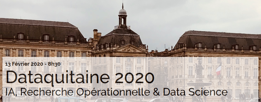 Meet Artelys at the 2020 Dataquitaine forum in Bordeaux (France)