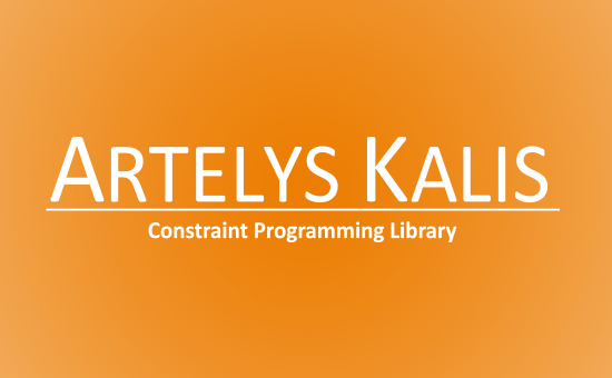 Artelys Kalis 12.8: Solve your biggest Job shop problems!