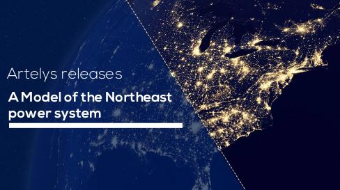 Un modèle clé en main pour des études stratégiques dans le système électrique du Nord-Est américain