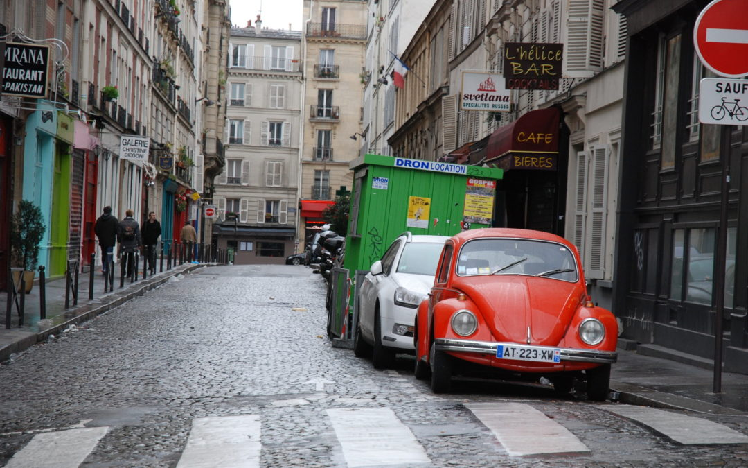 Artificial intelligence applied to the valorization of parking control data from Paris City Council