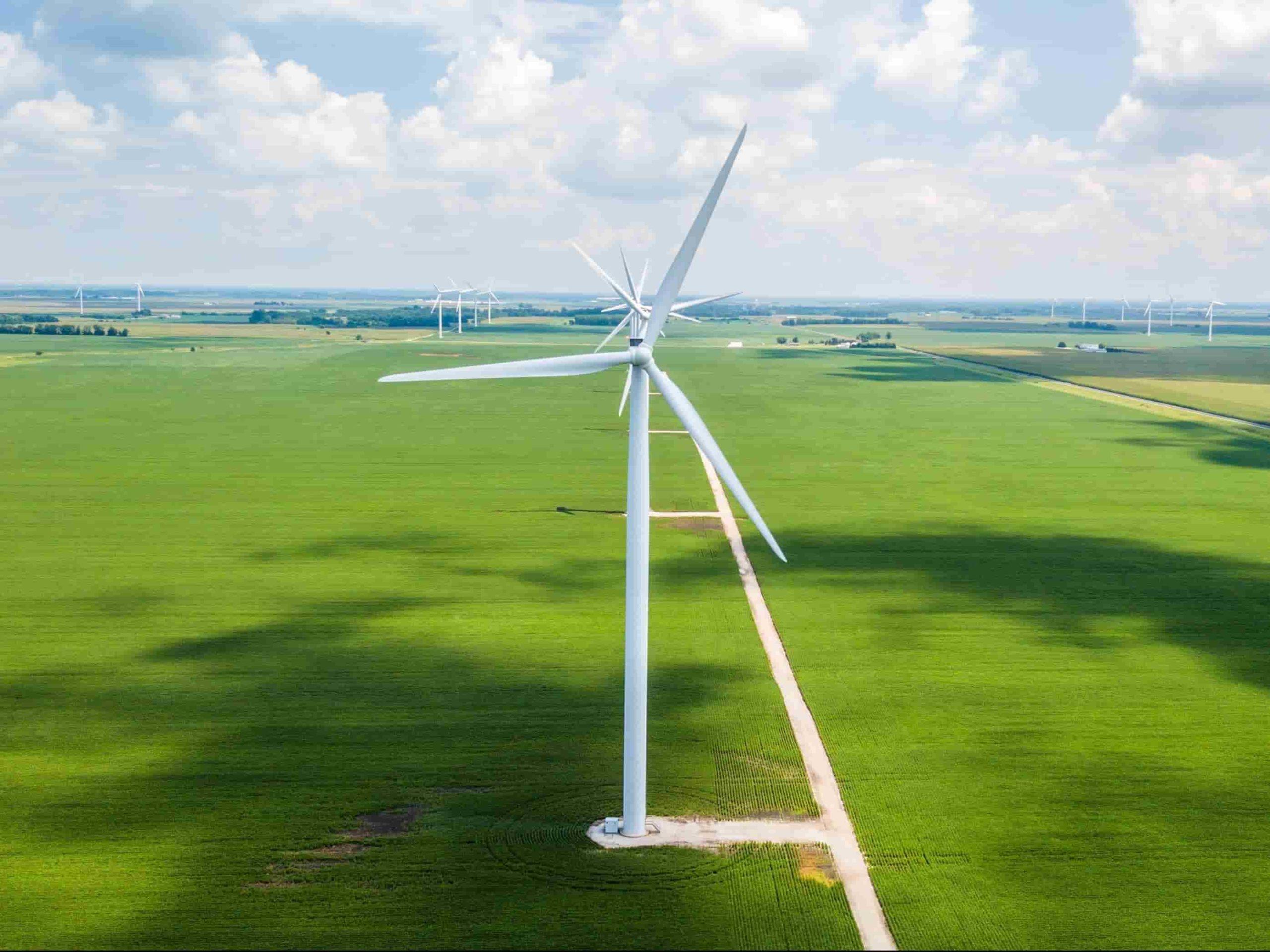 éolienne image